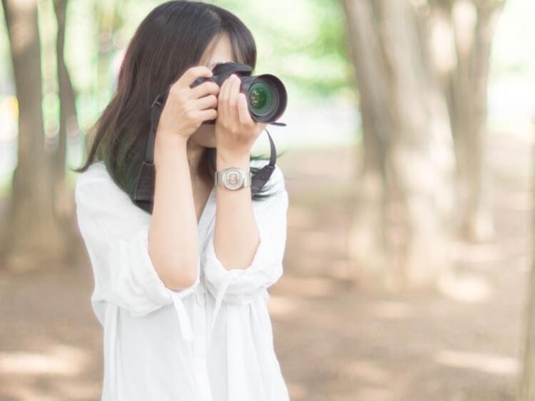 婚活写真は外で撮るのがいい?外で撮影する場合のポイント・注意点を解説4