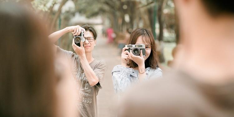 婚活写真の写りが変と思うなら撮り直そう!撮り直しのポイントを教えます3