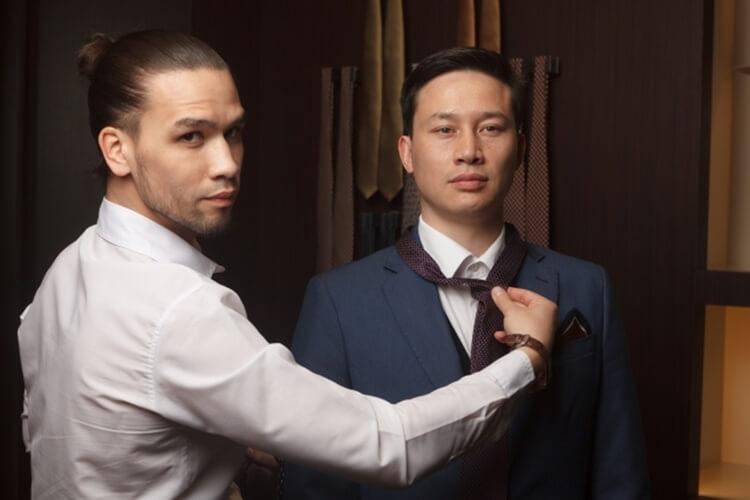婚活写真におすすめのネクタイの色は?柄は?詳しく解説します8