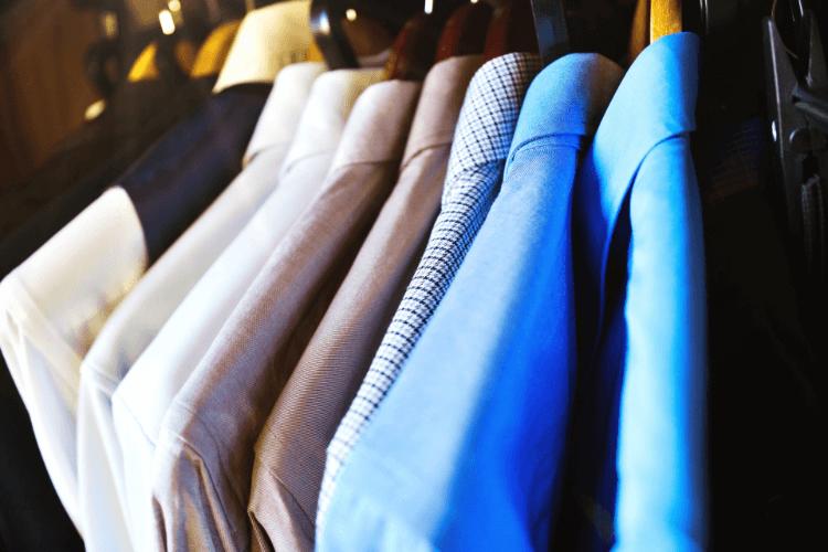 男性の婚活写真でシャツを着るときの注意点と着こなし別の選び方を解説6